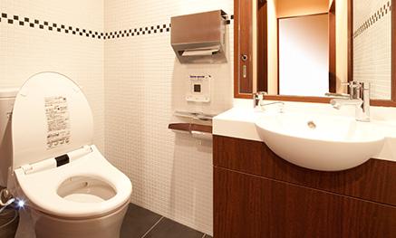 トイレの詰まり、匂いの解消